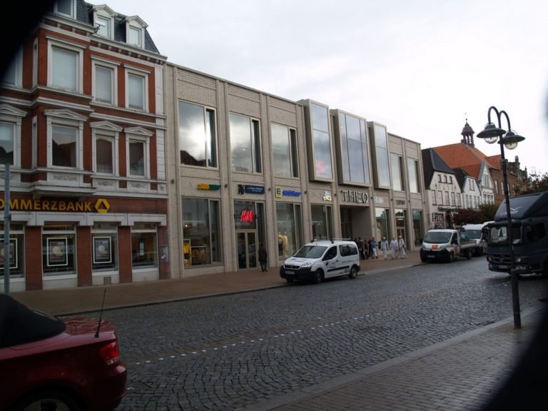 Shopping-Center THEO Husum – Eröffnung
