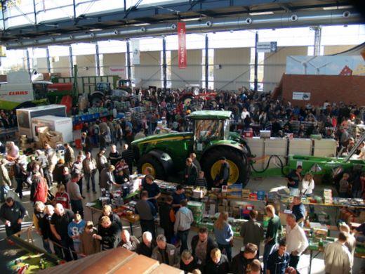 Traktorado – Modelltraktorenausstellung Husum 2009 Impressionen