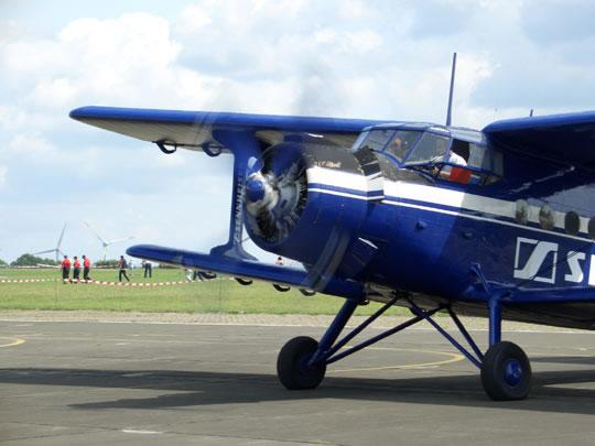 Husum Historic Flugtage 2004