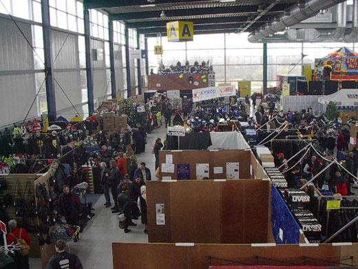 27. Husumer Motorradmarkt Ostern 2004