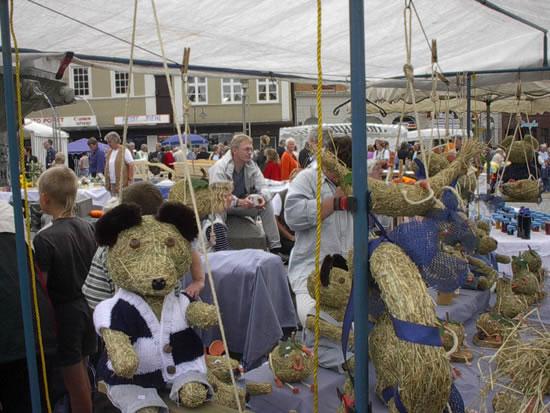 Husum Bauernmarkt 2002