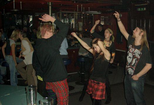 Siebziger Party 25.11.2006 der club husum Impressionen – Fotogalerie