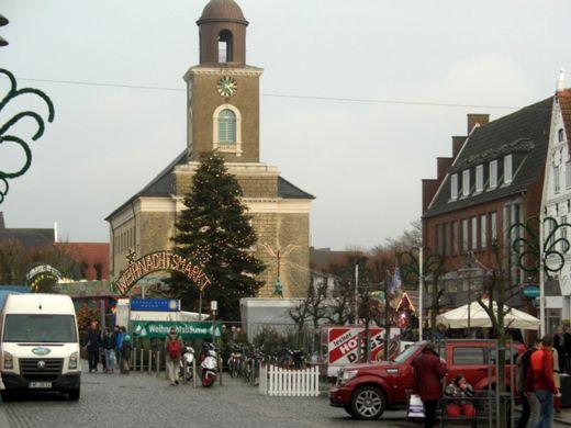 Husumer Eiszeit 2013 – Weihnachtsmarkt Husum
