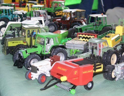 Traktorado Modellbauausstellung in Husum 2005