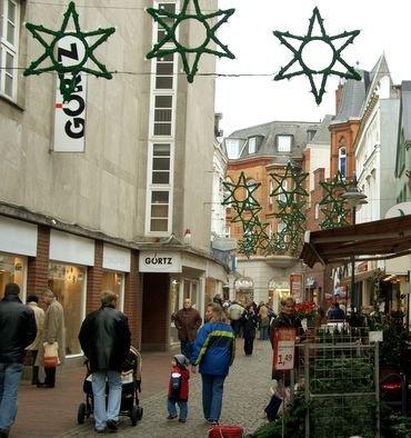 Weihnachten in Husum 2005 Impressionen – Fotogalerie