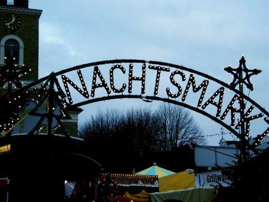 Der Husumer Weihnachtsmarkt!