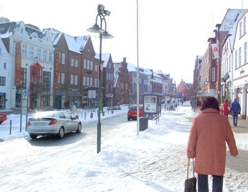 Winter in Husum 2006 – Fotogalerie
