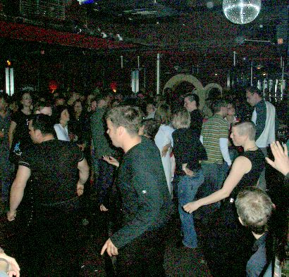 Dornbusch Revival Party im club Husum 2006 – 2008