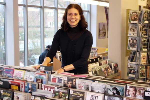 Neue Leiterin in der Husumer Stadtbibliothek