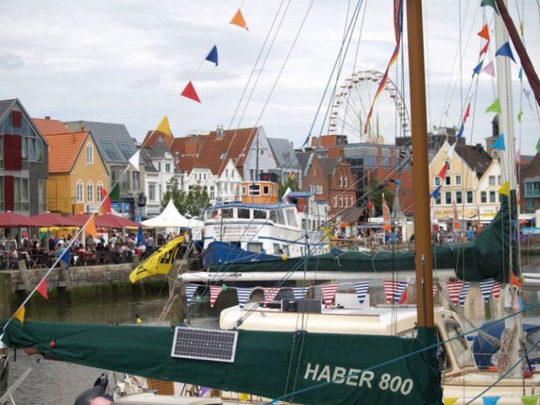 Husumer Hafentage 2015 – Alle Tage