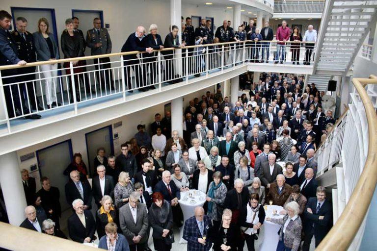 Jahresempfang im Husumer Rathaus: Gemeinsam für eine liebens- und lebenswerte Stadt