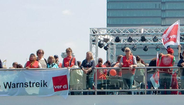 Bus-Streiks u.a. in Husum und Schleswig-Flensburg
