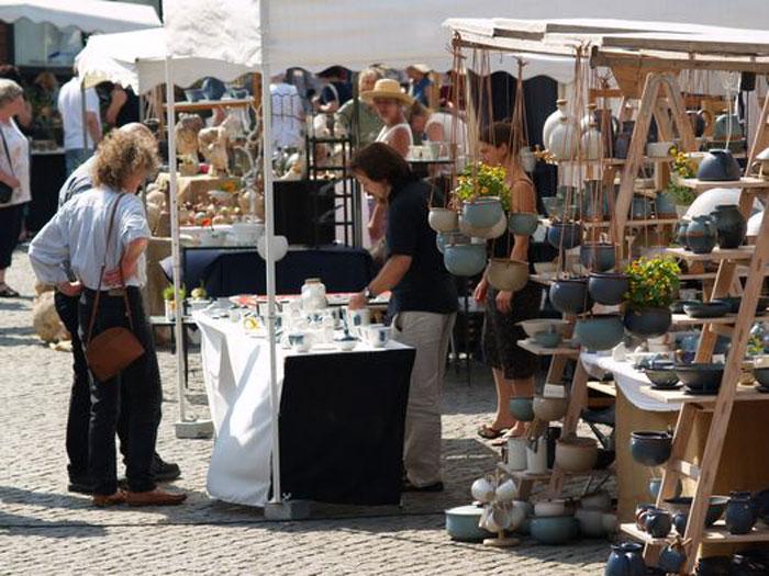 Husumer Töpfermarkt findet statt