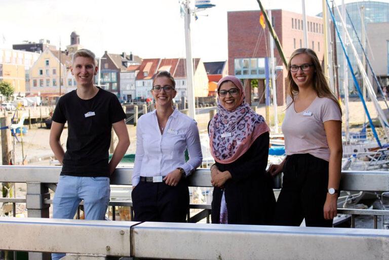 Neue Wege: Ausbildung bei der Stadt Husum