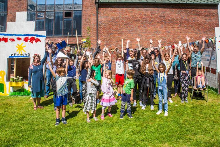 Nissenhaus Husum: Kinder gestalten ihr Museum!