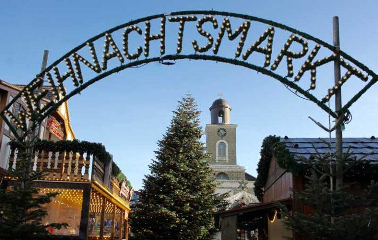 War vorauszusehen: Husumer Weihnachtsmarkt abgesagt