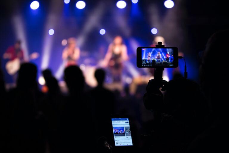 Die neue Art der Veranstaltungen: Virtuelle Konzerte werden immer beliebter