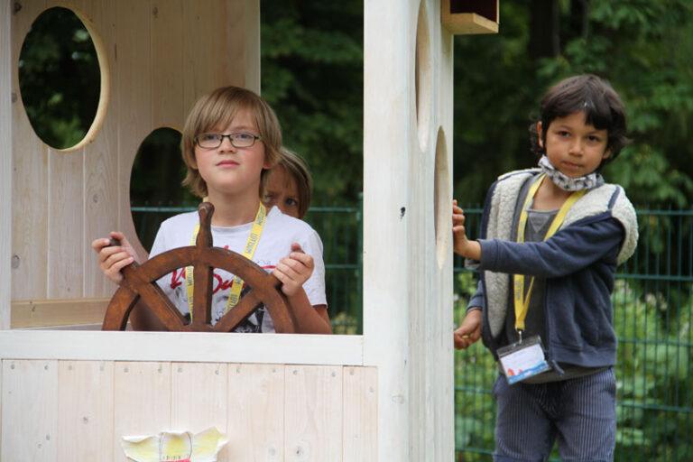 Spaß und Lernen: Zwei Wochen voller großartiger Erlebnisse in der Kinderstadt Lüttsum