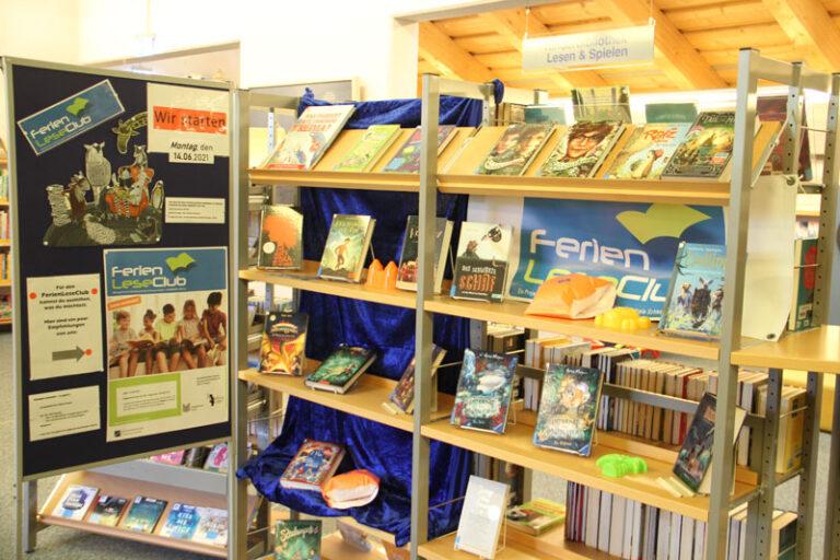 Rückblick auf den FerienLeseClub der Stadtbibliothek Husum